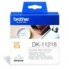 Etykieta Brother do QL-500/550/560/650/1050/1060N | 24mm DK-11218-498845