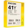Tusz Ricoh do Aficio SG 3110DN/3110DNW GC 41Y | 2 200 str. | yellow-504866