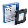 Tusz Ricoh do SG2100N/3110DN/3110DNW GC 41CL | 600 str. | cyan-504885
