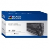 HP CE255A BLACK POINT (+33 proc. wyd.) zam. Toner HP LaserJet Enterprise P3015, P3015d, P3015dn, P3015x zamiennik HP CE255A