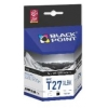 T2711 / 27XL  BLACK tusz  BLACK POINT do Epson WorkForce WF-3640 DTWF, Epson WorkForce WF-7110 DTW, Epson WorkForce WF-7610 DWF