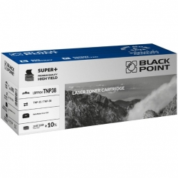 TNP-35 TNP-38 toner BLACK POINT SUPER PLUS zamiennik do Konica Minolta Bizhub 4000P
